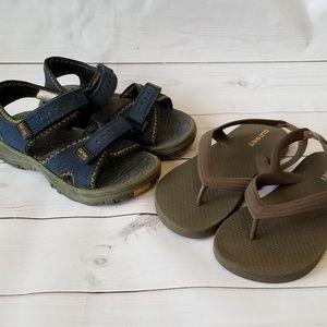1bf507422fe3 Kids  Old Navy Strappy Sandals on Poshmark